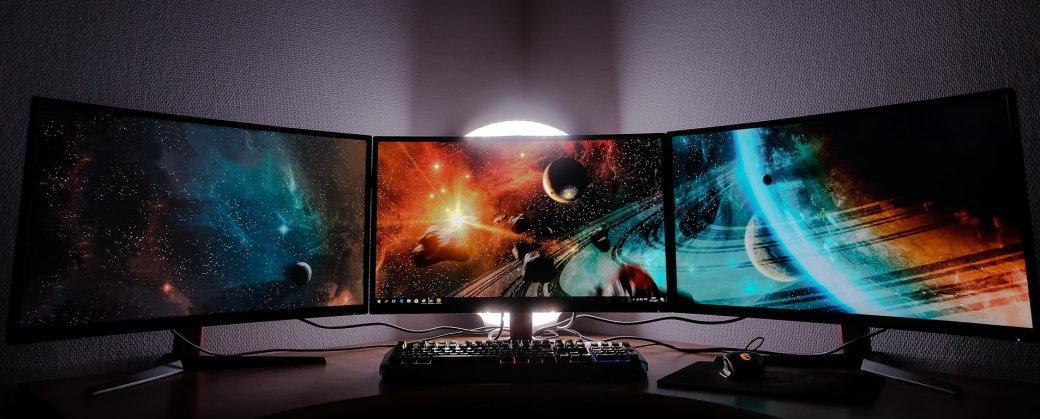 Блажь или будущее? Зачем компьютеру больше одного экрана, икак играть натрех мониторах сразу | Канобу - Изображение 2