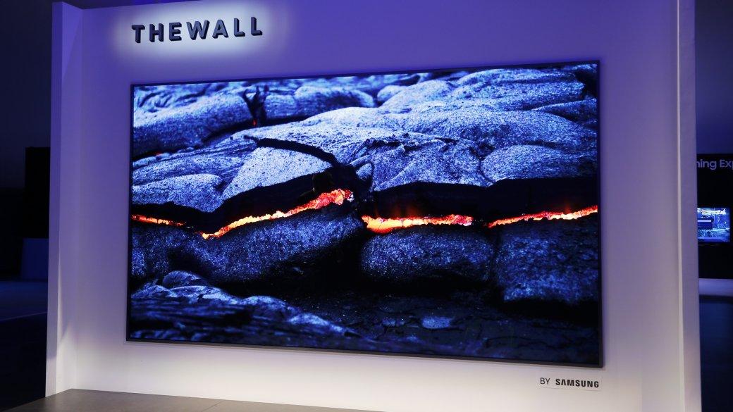 Главные анонсы и новинки CES 2019: телевизоры Samsung и LG, 7-нм процессоры AMD, роботы, электрокары | Канобу - Изображение 401