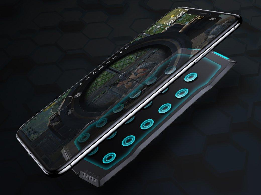Геймпад Muja Smart Touchpad крепится к задней крышке смартфона и оснащен сенсорными клавишами | Канобу - Изображение 3