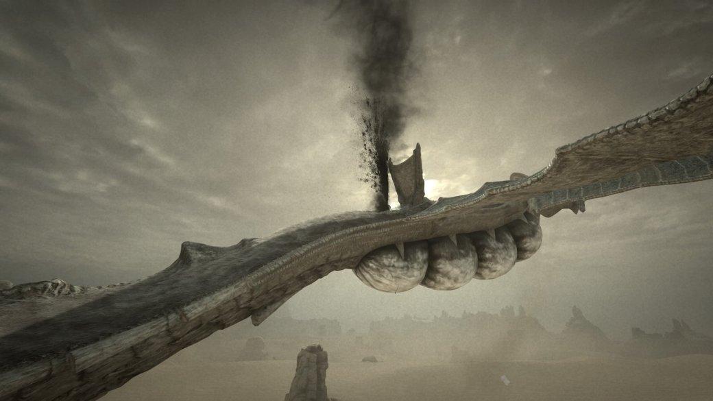 20 изумительных скриншотов Shadow of the Colossus для PS4. - Изображение 13