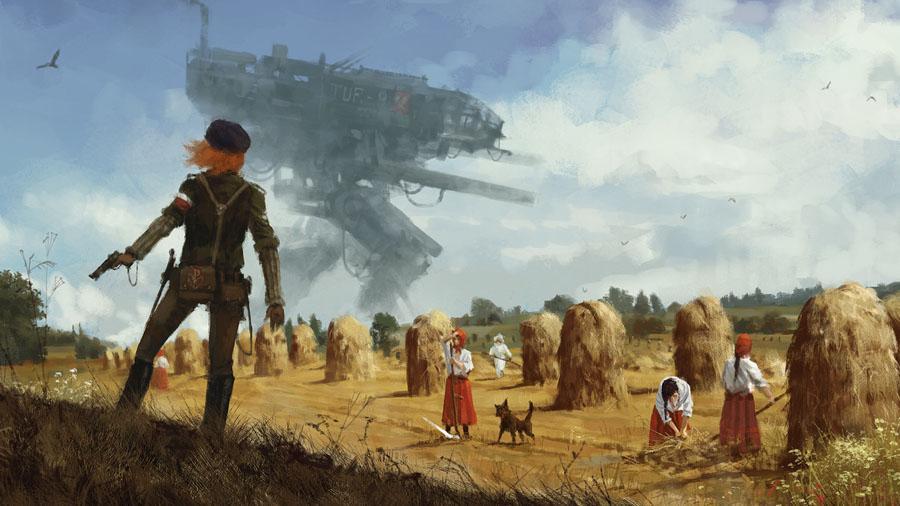 10 лучших игр про альтернативную историю. ОтIron Harvest доWolfenstein: The New Order | Канобу