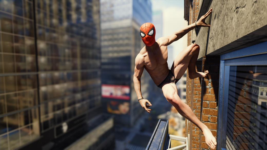 Гифка дня: Человека-паука ничто неостановит вSpider-Man cPS4 | Канобу - Изображение 11607