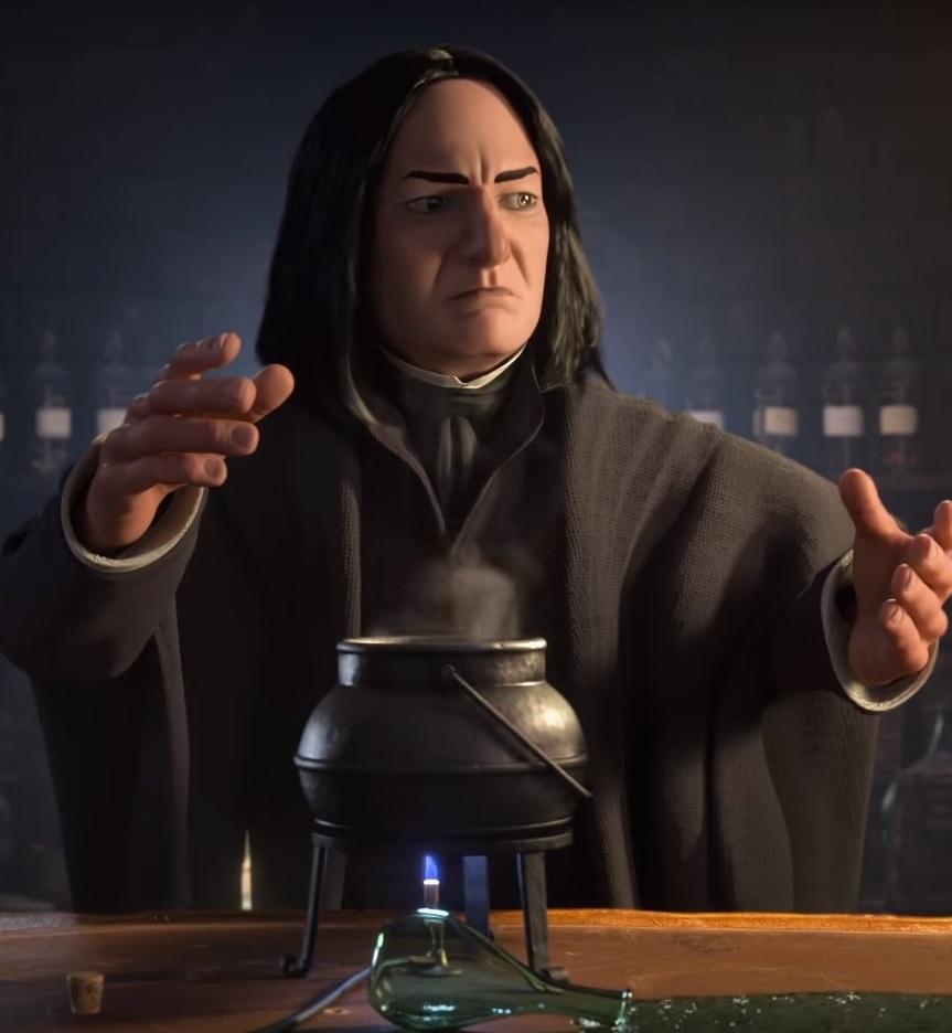 Harry Potter: Hogwarts Mystery — дневник первокурсника . - Изображение 6