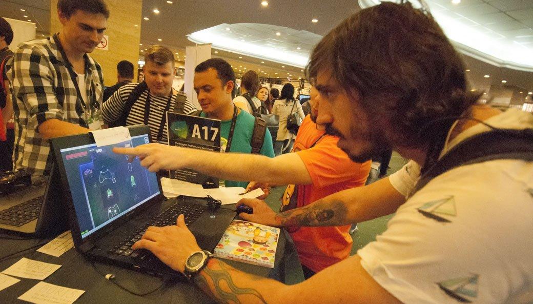 Чем запомнилась главная конференция инди-игр в России | Канобу - Изображение 3