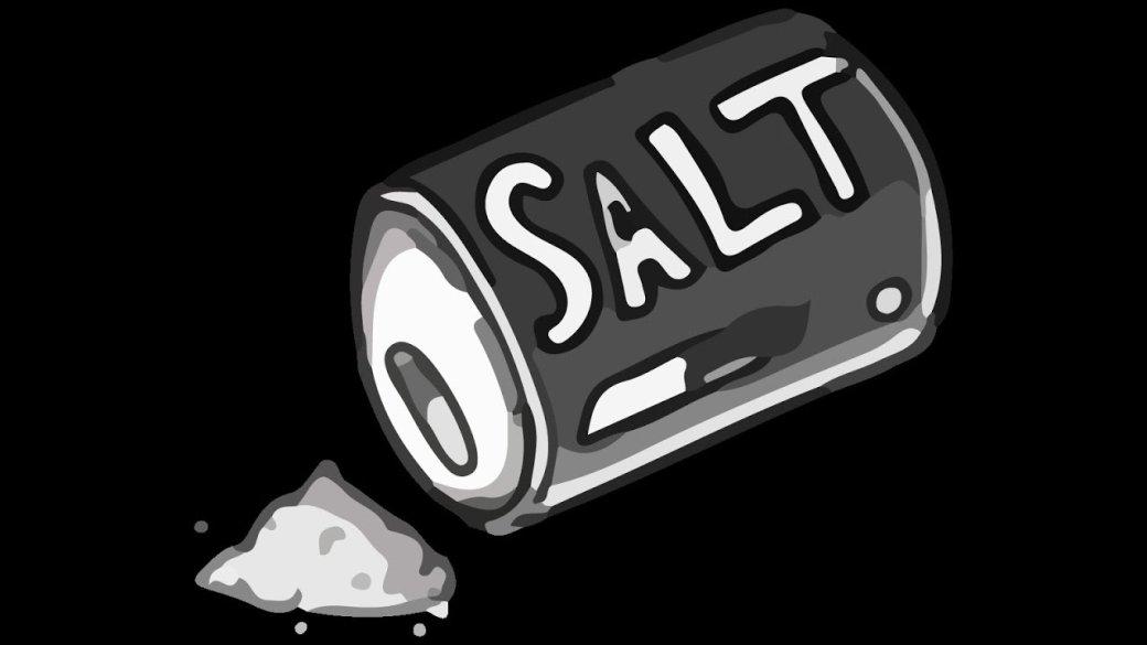 Самый соленый киберспортивныймем. Что такое Salt икто стал Salt King'ом? | Канобу - Изображение 0