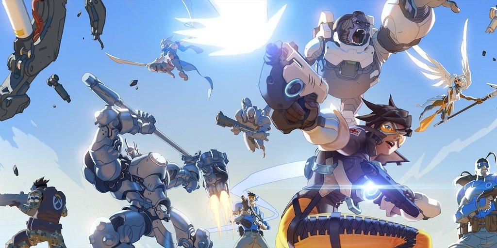 Обзор Overwatch - рецензия на игру Overwatch | Рецензии | Канобу