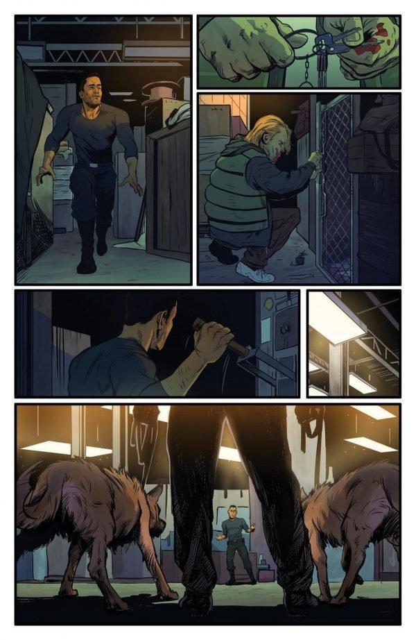 Актер Марк Уолберг займется комиксом об охотнике на пришельцев | Канобу - Изображение 2300