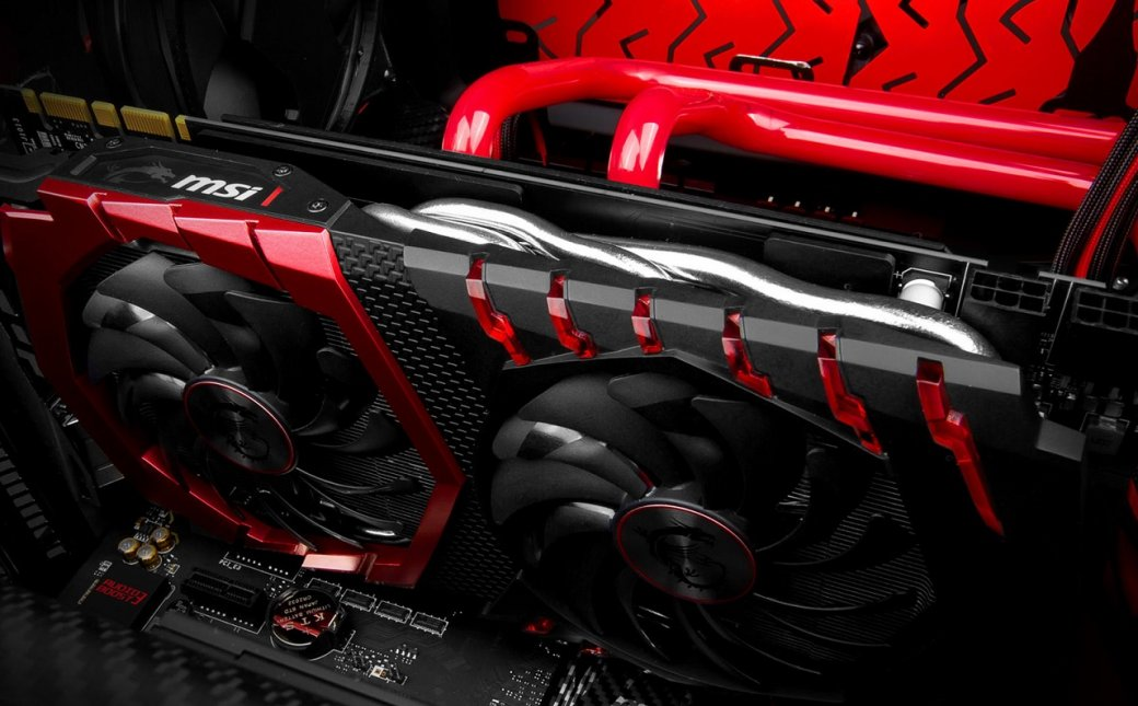 MSI представила видеокарты серии GeForce GTX 1660 | Канобу - Изображение 2563