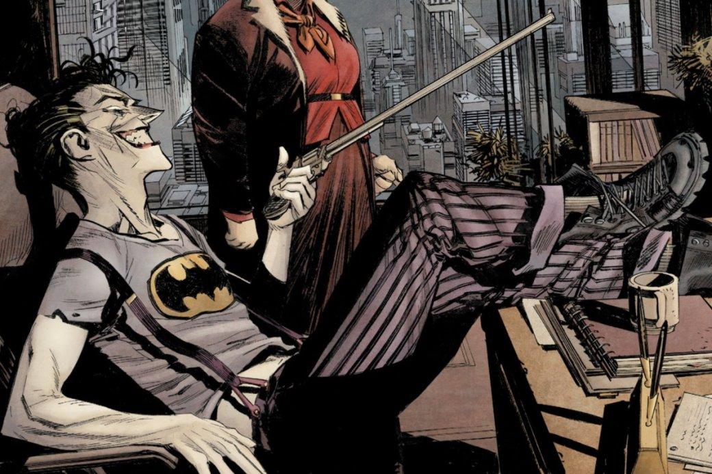 Возвращение Джокера ишокирующие смерти. Каким получился Batman: Curse ofthe White Knight | Канобу