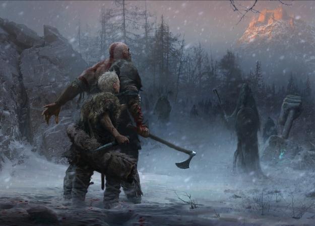 Сиквелы новой God ofWar тоже будут основаны наскандинавской мифологии. - Изображение 1
