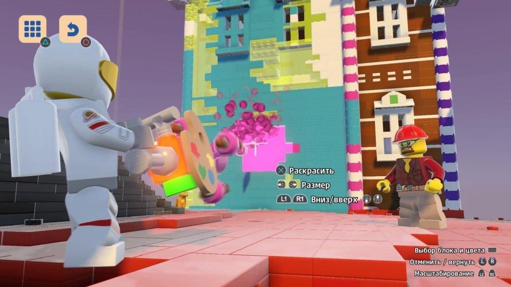 Разбираем LEGO Worlds — идеальный «майнкрафт» для детей | Канобу - Изображение 4
