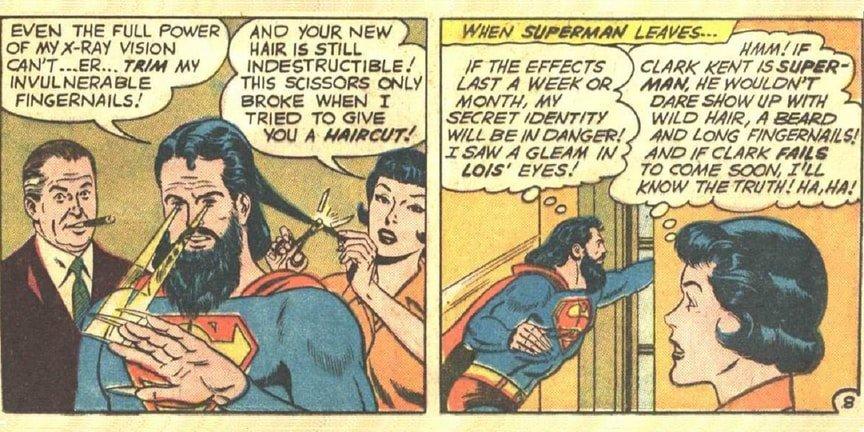 15 самых странных трансформаций Супермена  | Канобу - Изображение 12