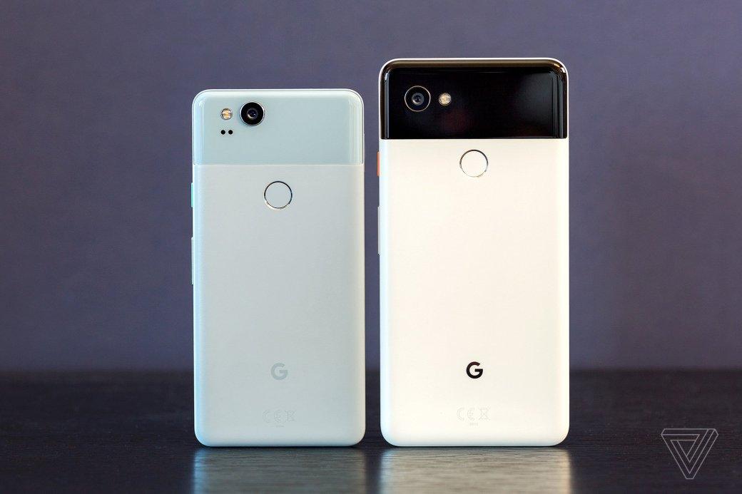Что не так с Google Pixel 2? Главные плюсы и минусы новых смартфонов | Канобу - Изображение 1770