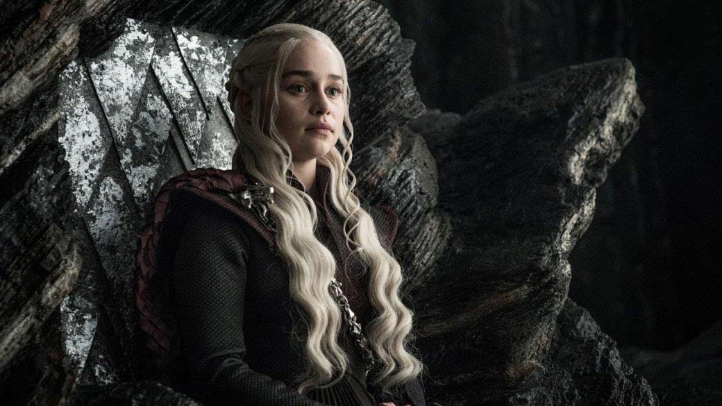 Дейенерис заглянула в Винтерфелл на свежих кадрах из восьмого сезона «Игры престолов» | Канобу - Изображение 1