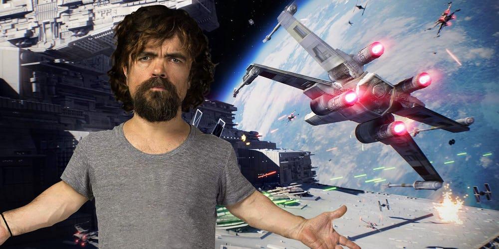 Питер Динклейдж хочет после «Игры престолов» сыграть в«Звездных войнах»?. - Изображение 1