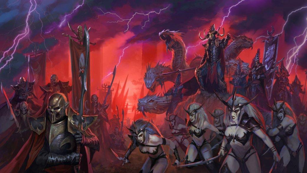 Взгляните напотрясающие концепт-арты Total War: Warhammer II. - Изображение 5