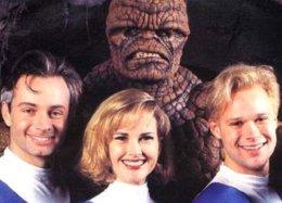 ВСеть выложили полную версию отмененного фильма 1994 года по«Фантастической четверке» Marvel