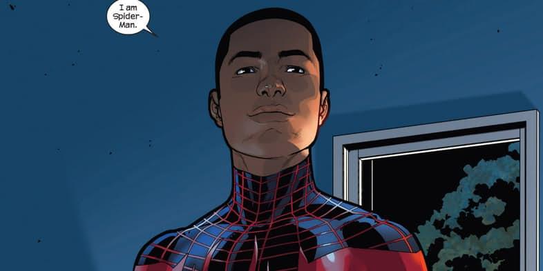 Главным героем анимационного Человека-паука станет Майлз Моралес   Канобу - Изображение 3267