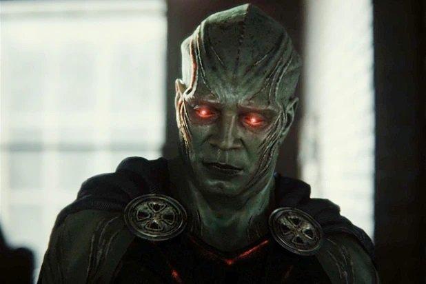 Как Марсианский охотник из«Лиги справедливости» Снайдера отличается отдругих живых версий героя