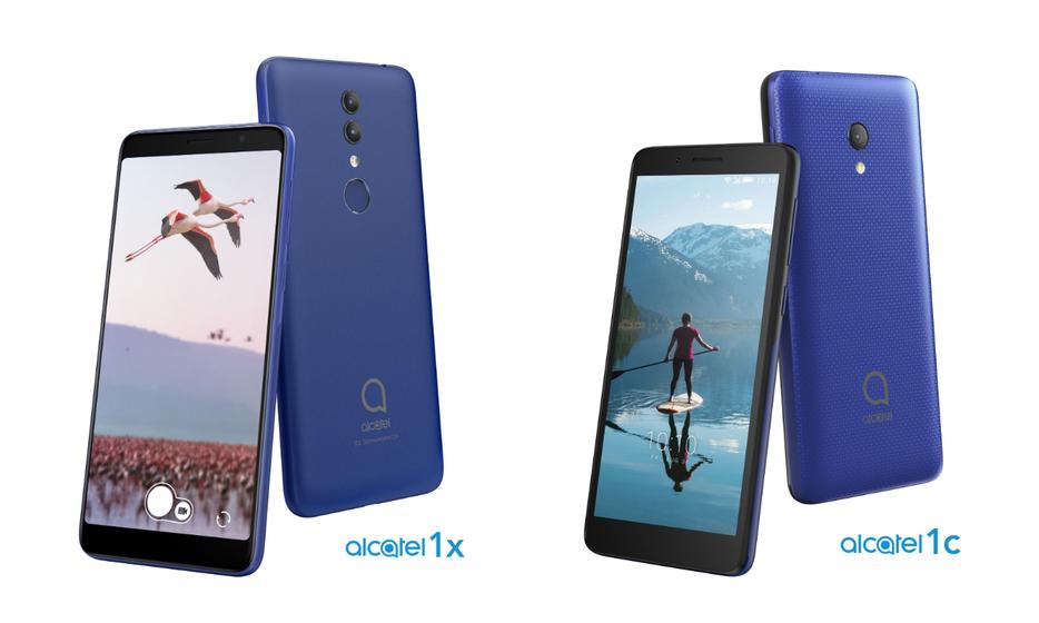 TCL представила бюджетные смартфоны Alcatel 1C2019 иAlcatel 1X2019 | Канобу - Изображение 2