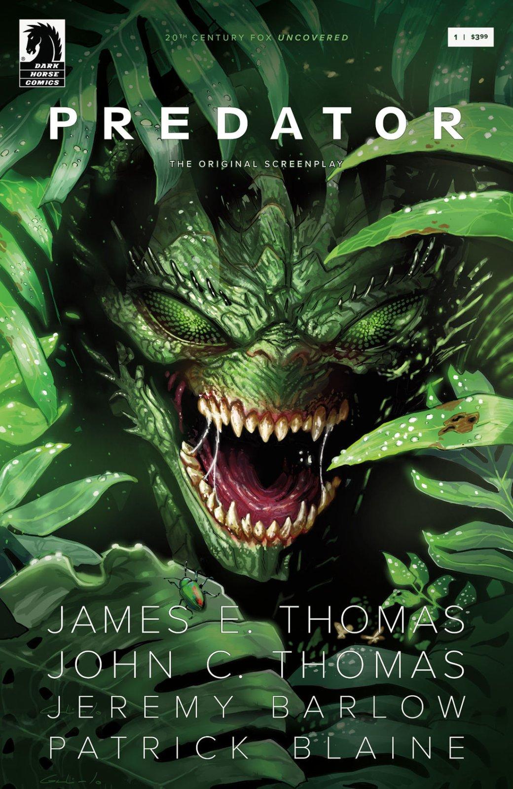 Первоначальный сценарий «Хищника» станет комиксом | Канобу - Изображение 7194