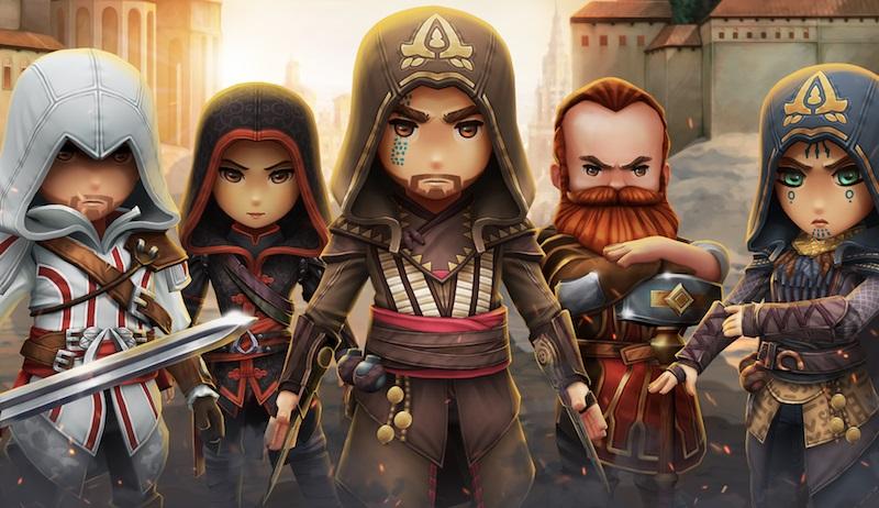 Создайте свое братство убийц! На Android и iOS вышла Assassin's Creed: Rebellion | Канобу - Изображение 1398