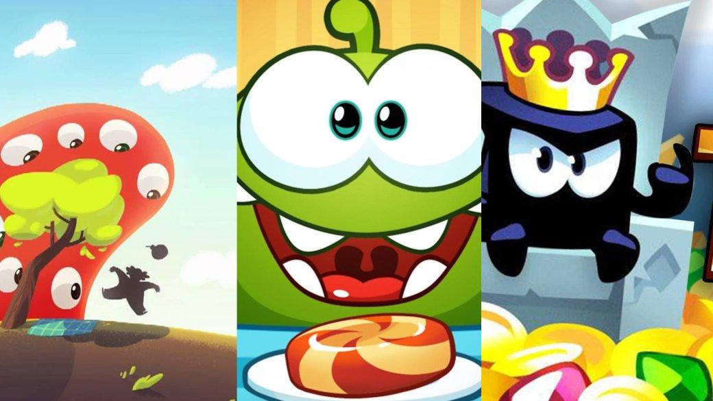 Cut The Rope, Braveland, Shadow Fight. Лучшие мобильные игры отроссийских разработчиков | Канобу - Изображение 1