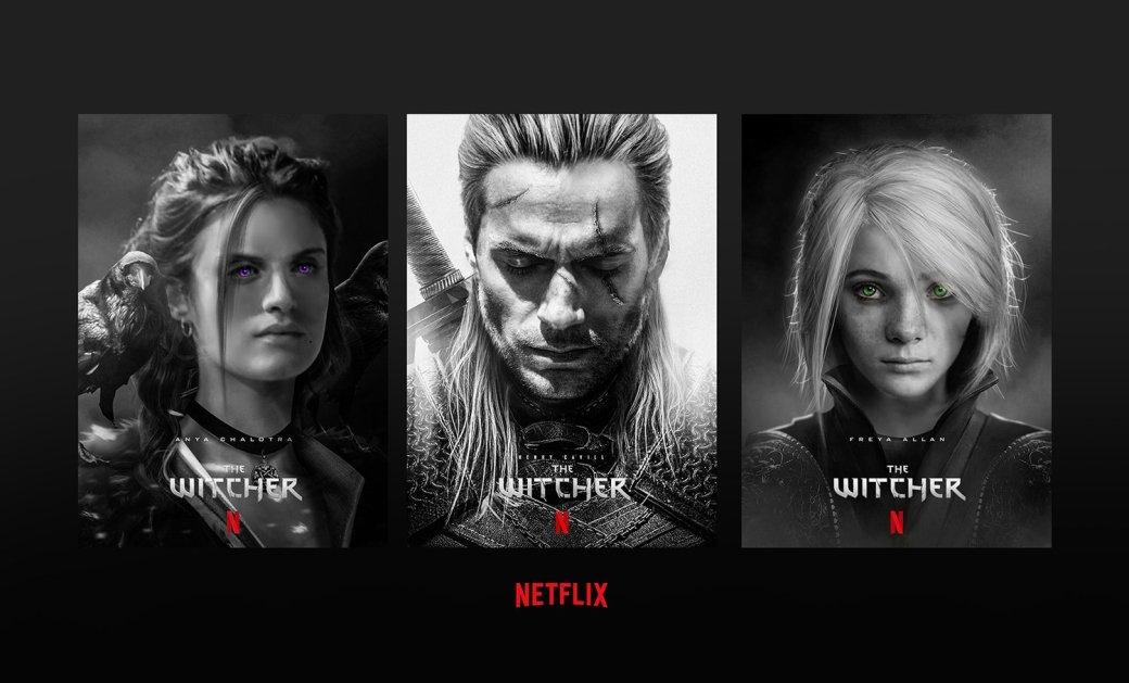 BossLogic нарисовал новых Цири и Йеннифэр из сериала «Ведьмак» от Netflix | Канобу - Изображение 2