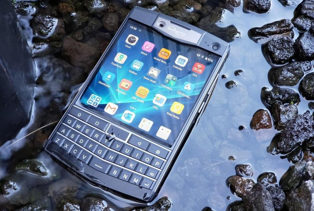 Unihertz Titan: неубиваемый смартфон с QWERTY-клавиатурой, NFC и сканером отпечатков за 16500 рублей | Канобу - Изображение 3633