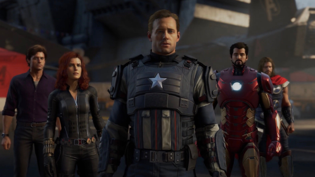 Marvel's Avengers повторяет настроение «Финала» и«Войны Бесконечности», ноэтоголи мыхотели?   Канобу