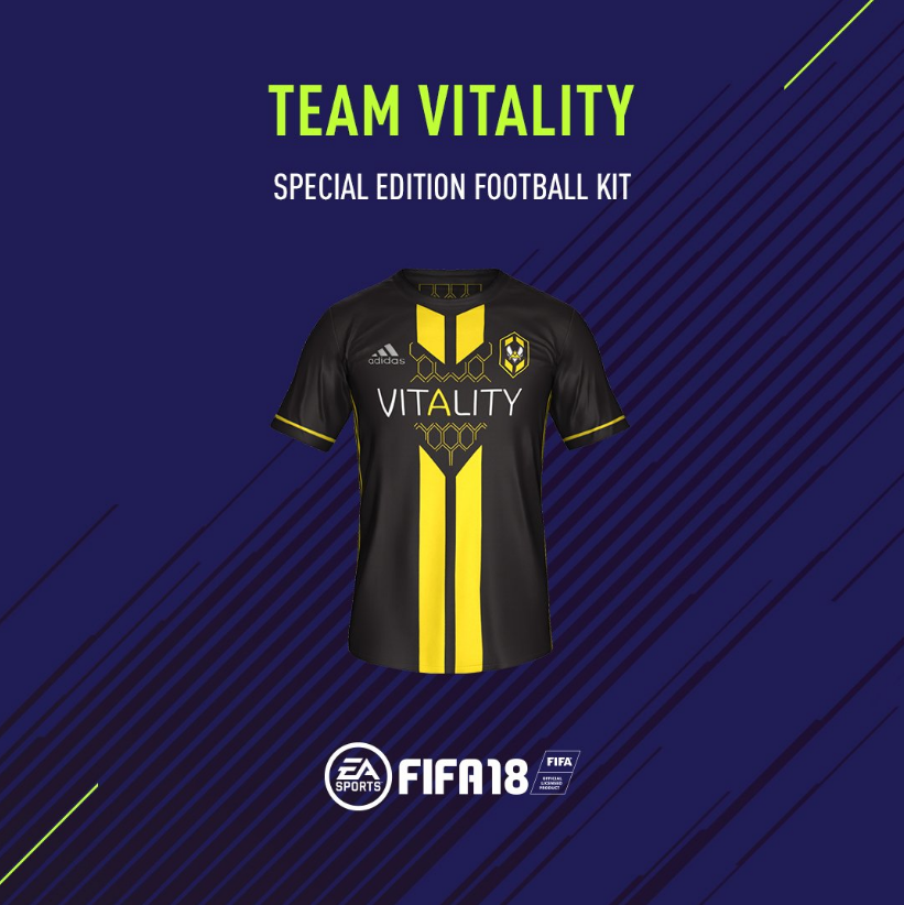 В FIFA 18 появятся футболки киберспортивных организаций | Канобу - Изображение 15615