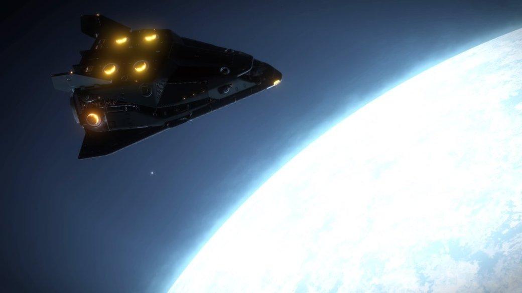 Завораживающий космос. Как Elite: Dangerous выглядит на PS4 | Канобу - Изображение 8