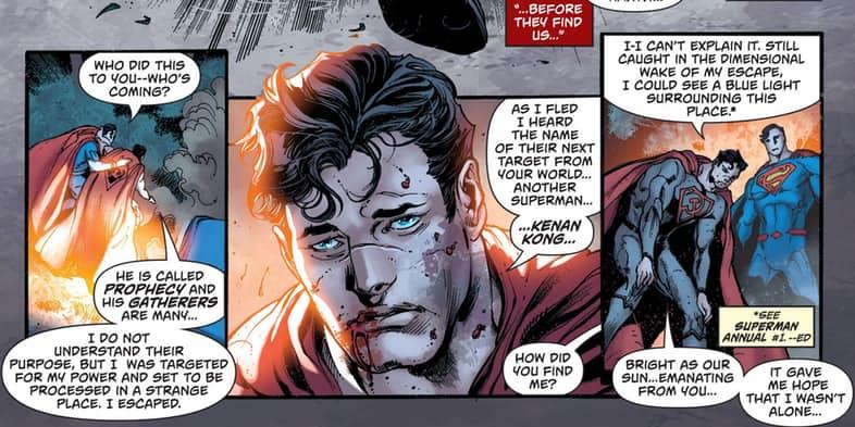 Советский, чернокожий, китайский и другие Супермены в новом комиксе DC | Канобу - Изображение 6048