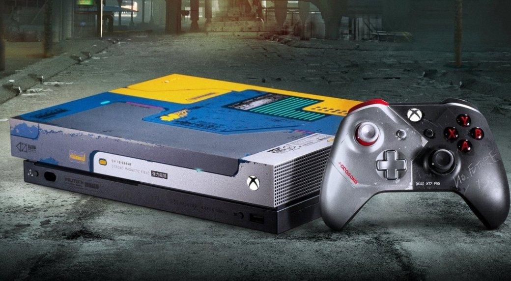 Xbox One Xвстиле Cyberpunk 2077 уже продается вРоссии   Канобу - Изображение 10389