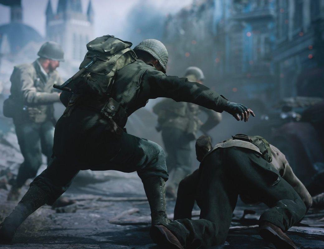 Рецензия на Call of Duty: WWII. Обзор игры - Изображение 14