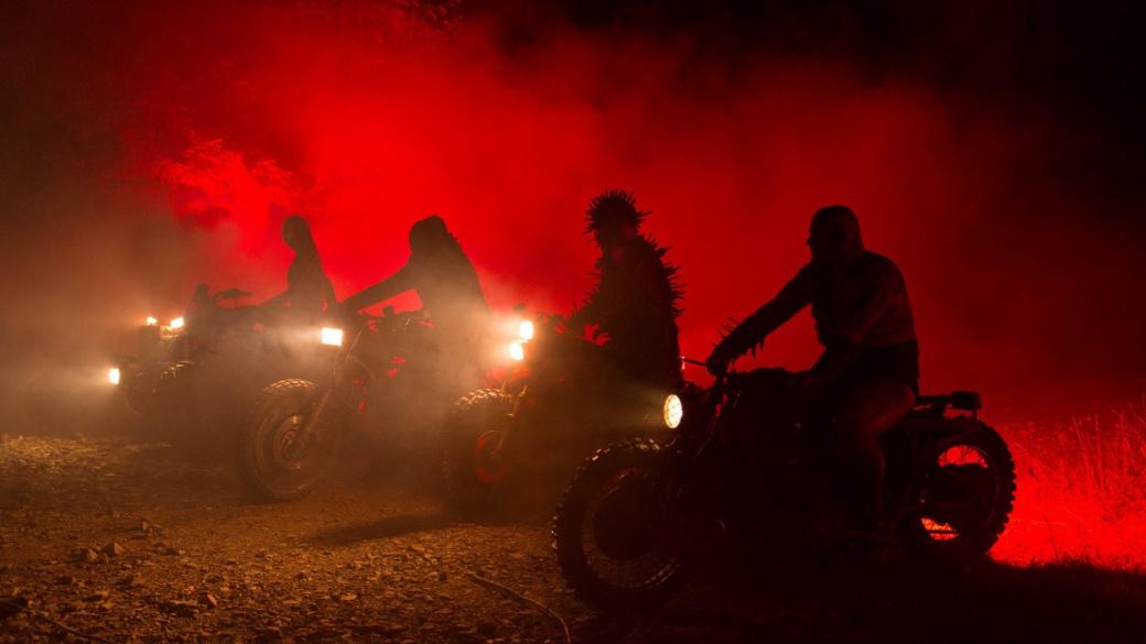 Кровавое путешествие Николаса Кейджа вкислотном тумане— короткая рецензия на«Мэнди» | Канобу - Изображение 1