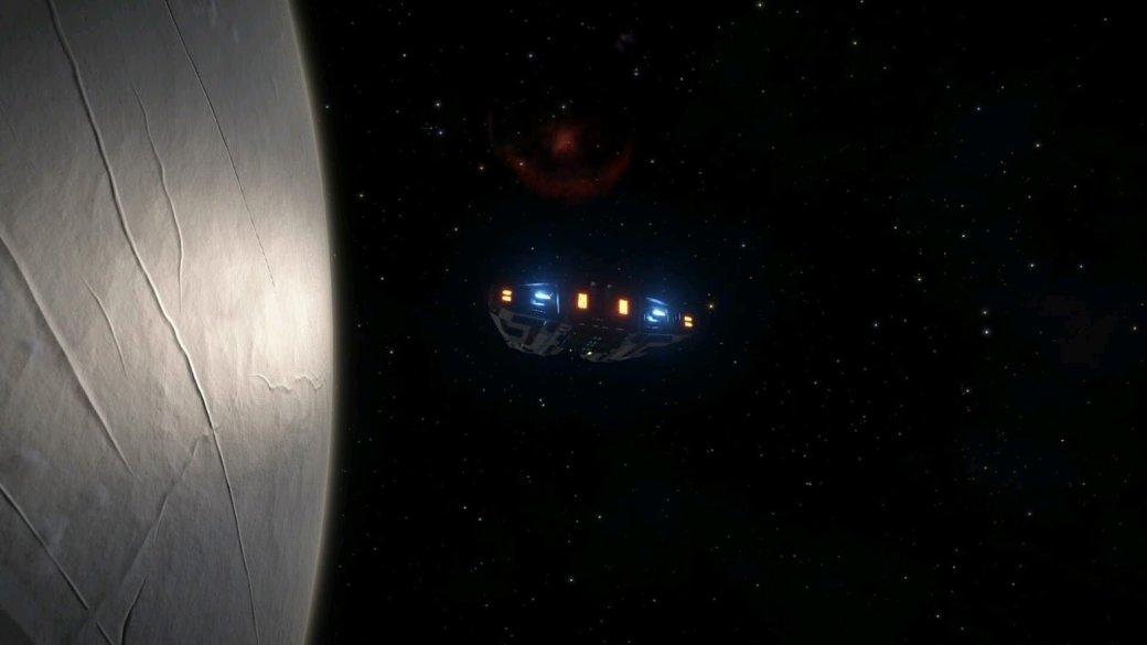 Завораживающий космос. Как Elite: Dangerous выглядит на PS4 | Канобу - Изображение 3219