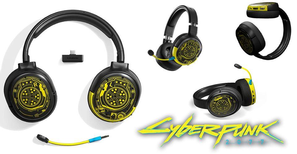 SteelSeries представила беспроводную игровую гарнитуру Arctis 1 встиле Cyberpunk 2077 | Канобу - Изображение 10603