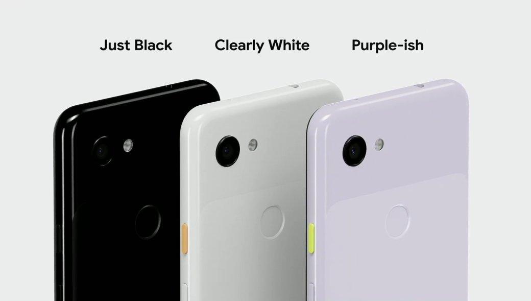 Google представила бюджетные флагманы Pixel 3aи3aXL | SE7EN.ws - Изображение 4