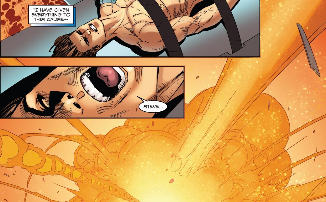 Капитан Америка как лидер Гидры. Галерея ярких моментов Secret Empire | Канобу - Изображение 14