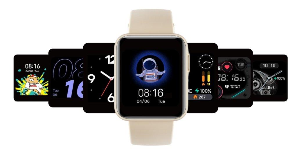 Xiaomi представила смарт-часы MiWatch Lite | Канобу - Изображение 9204