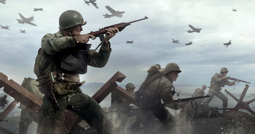 Рецензия на Call of Duty: WWII. Обзор игры - Изображение 1
