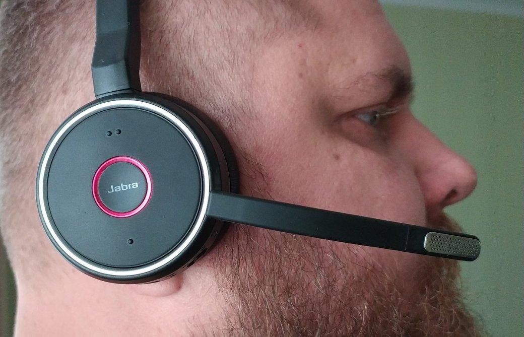 Обзор Jabra Evolve 75: беспроводные наушники для удаленной работы, офиса, игр, кино имузыки | Канобу - Изображение 11603