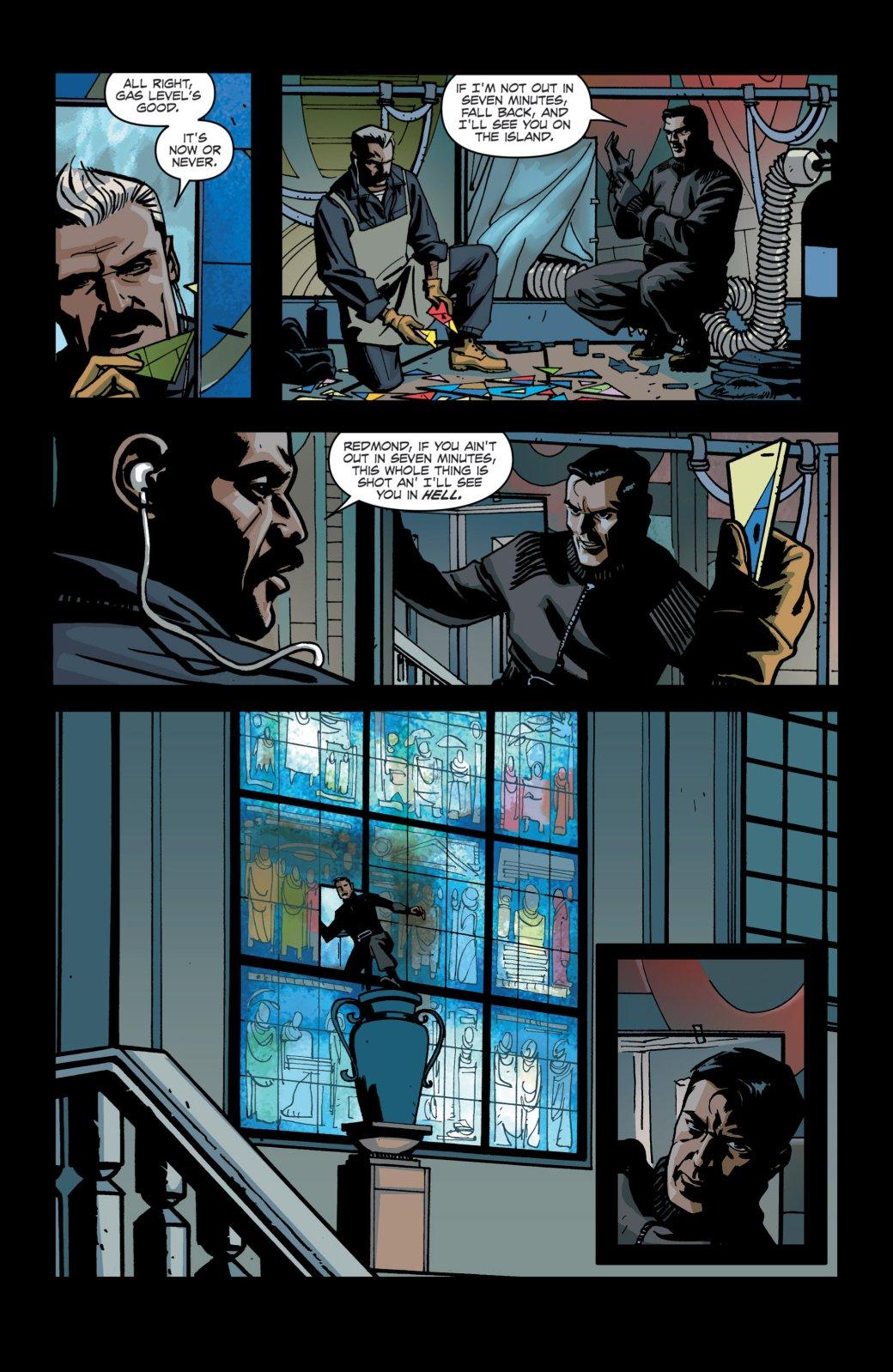 Уже скучаете по«Ходячим мертвецам»? Попробуйте комикс Киркмана Thief ofThieves огениальном воре | Канобу - Изображение 393