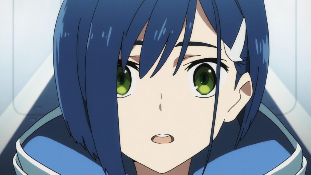 Почему ненужен «Любимый воФранксе»— вторичное ипретенциозное аниме, провалившееся вовсем   Канобу