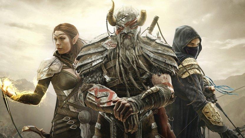 The Elder Scrolls Online не заставит вас полюбить MMORPG | Канобу