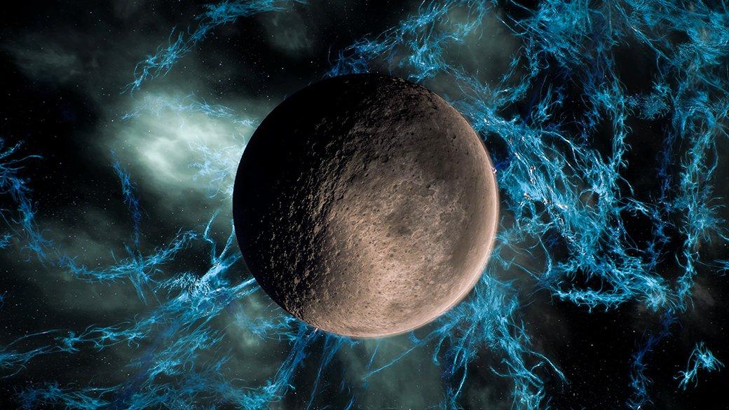 Потрясающий космос Mass Effect: Andromeda   Канобу - Изображение 9910