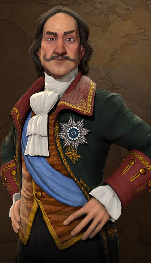 Sid Meier's Civilization VI— Шон Бин, мультяшность иджихад | Канобу - Изображение 2