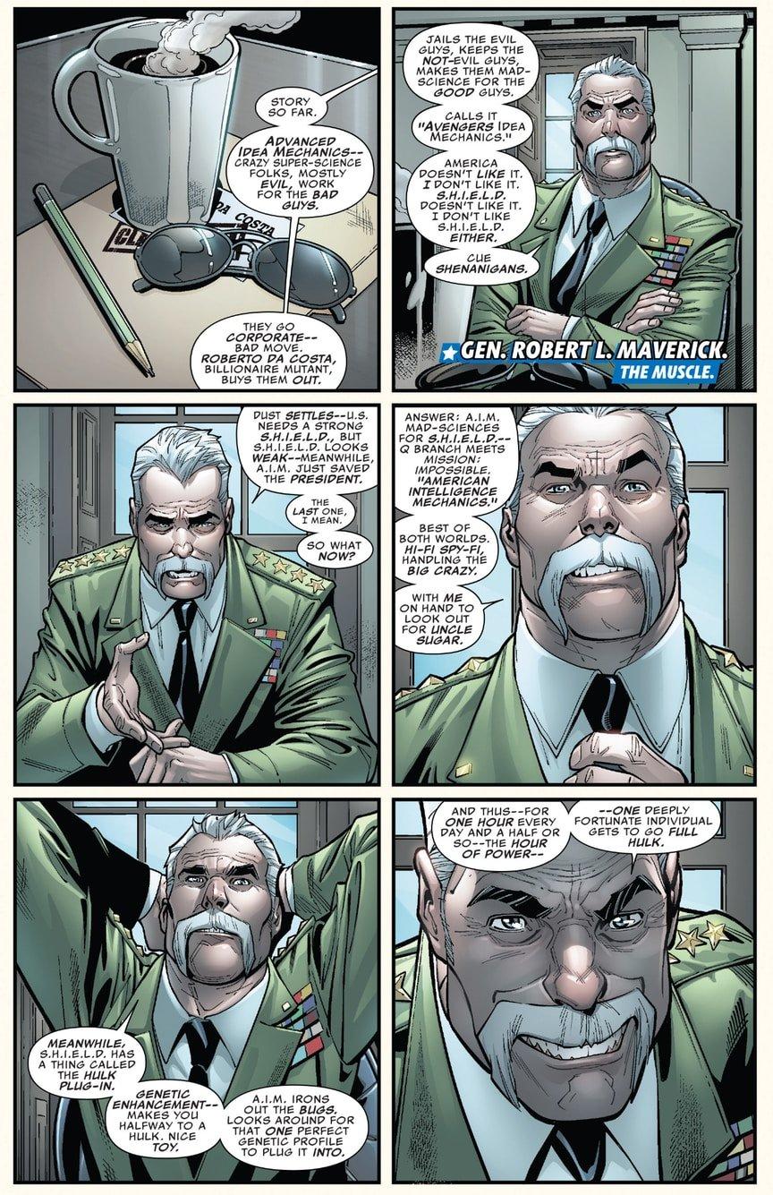 В комиксе U.S.Avengers представили нового Халка и Железного Человека   Канобу - Изображение 14581