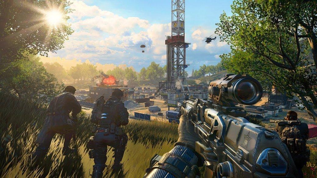 Геймдизайнера грядущей Battlefield V забанили в Black Ops 4 за слишком хорошую игру | Канобу - Изображение 2640